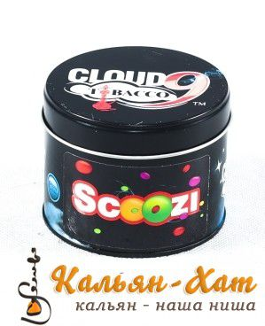 Cloud tobacco 9 Scoozl топ