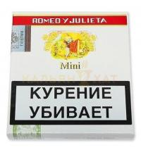 Сигариллы Romeo Y Julieta mini 10