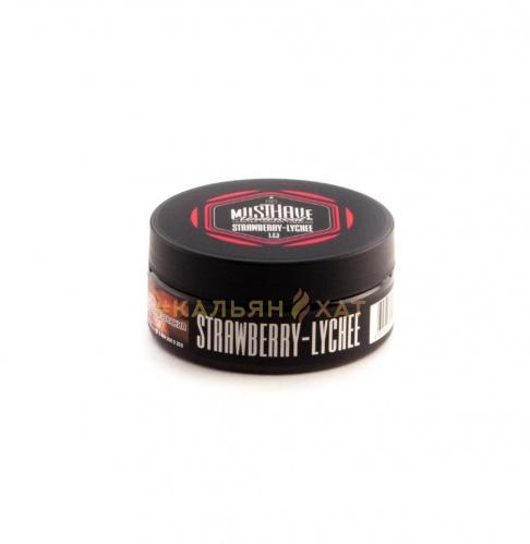 Must Have Undercoal Strawberry-Lychee 25гр